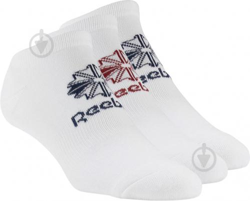 Носки Reebok AY0014 р. 35-38 белый