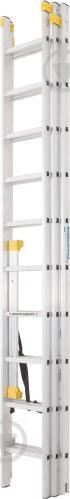 Драбина 3-секційна універсальна Світязь 3x10 - фото 5