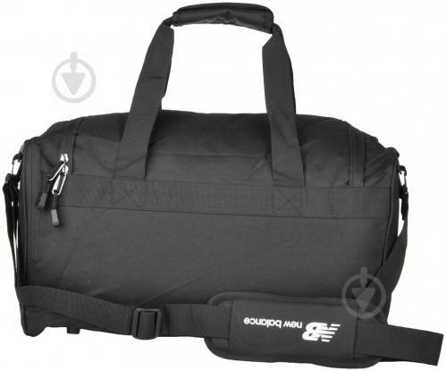 Спортивная сумка New Balance Solar Holdall 9974 черный - фото 2