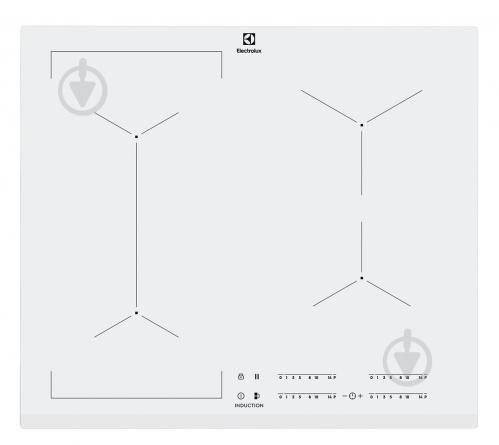 Варильна поверхня Electrolux EIV63440BW - фото 1