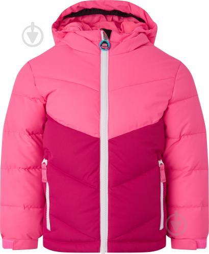 Куртка McKinley Ekko kds 294434-903395 р.110 темно-розовый - фото 1