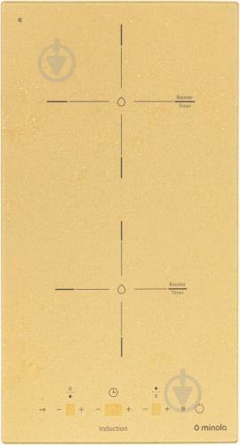 Варочная поверхность Minola MI 3044 Gold - фото 1