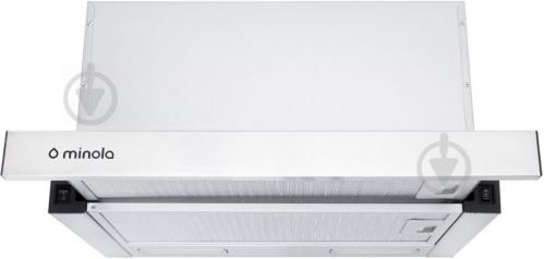 Вытяжка Minola HTL 6615 I 1000 LED - фото 1