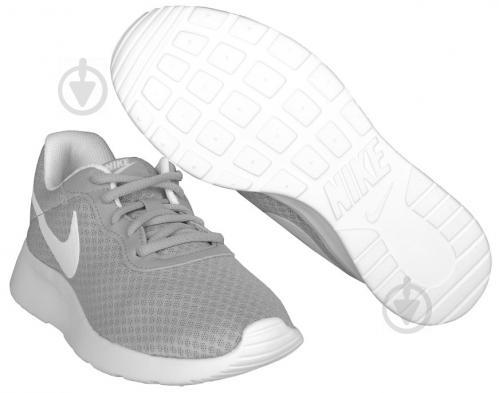 Кроссовки Nike WMNS TANJUN 812655-010 р.8 серый - фото 3