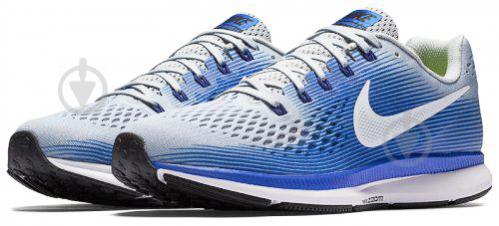 c11a190e5ba75 ᐉ Кроссовки Nike AIR ZOOM PEGASUS 34 880555-007 р.10 синий • Купить ...