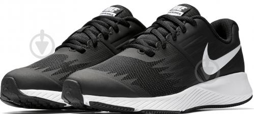 sale retailer f936a 17106 Кросівки Nike STAR RUNNER (GS) 907254-001 р.3,5Y чорний