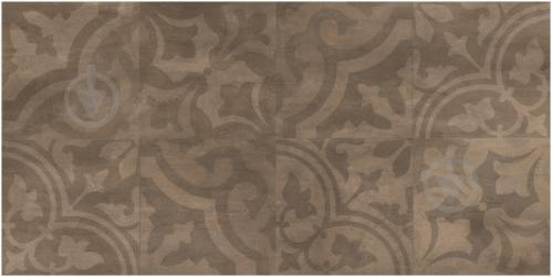 Плитка Golden Tile KENDAL ORNAMENT коричневий У17940 30x60 - фото 1