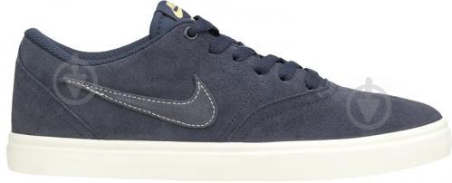 93154b03 ᐉ Кроссовки Nike SB CHECK SOLAR 843895-402 р.10 синий • Купить в ...