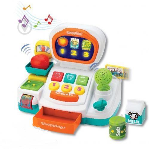 Кассовый аппарат детский Keenway 30291(006381) - фото 1