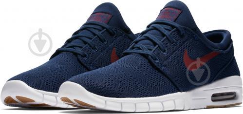best website bee8f 4852c Кроссовки Nike STEFAN JANOSKI MAX 631303-469 р.9 синий