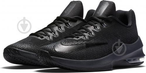 45e90302 ᐉ Кроссовки Nike AIR MAX INFURIATE LOW 852457-001 р.11 черный ...