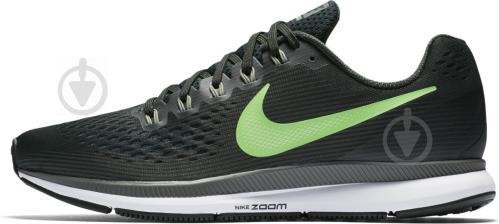 0ec8349c ᐉ Кросівки Nike AIR ZOOM PEGASUS 34 880555-301 р.10 зелений • Краща ...