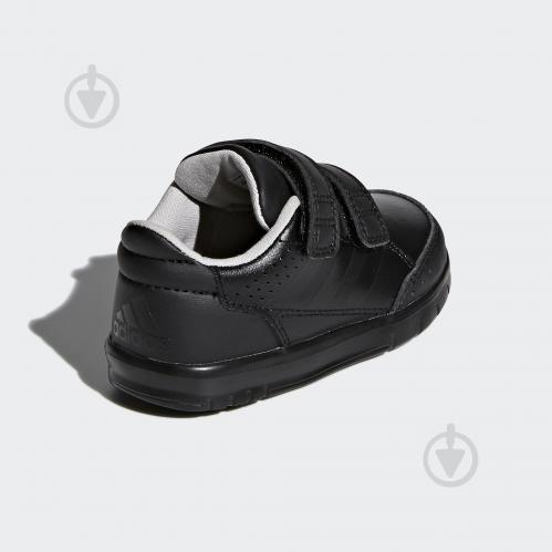 Кроссовки Adidas AltaSport DLX CF I B42218 р.27 черный - фото 5