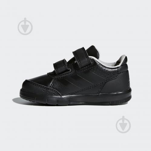 Кроссовки Adidas AltaSport DLX CF I B42218 р.27 черный - фото 6