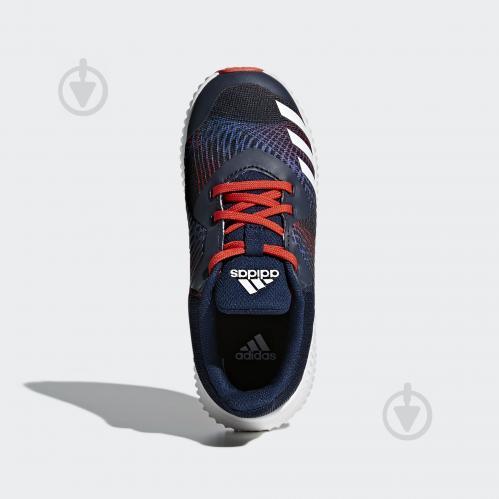 Кроссовки Adidas FortaRun K CP9994 р.34 темно-синий - фото 2