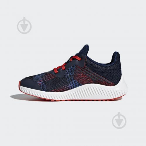 Кроссовки Adidas FortaRun K CP9994 р.34 темно-синий - фото 6