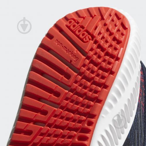 Кроссовки Adidas FortaRun K CP9994 р.5 темно-синий - фото 8