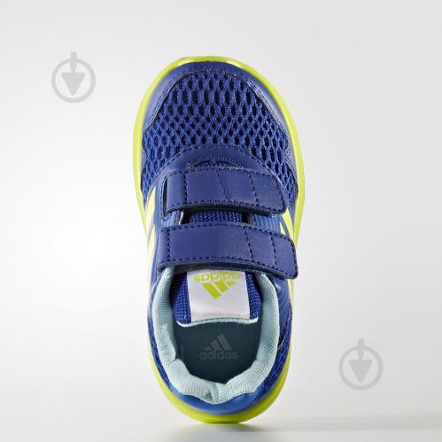 Кроссовки Adidas AltaRun CF I CQ2458 р.27 синий - фото 2