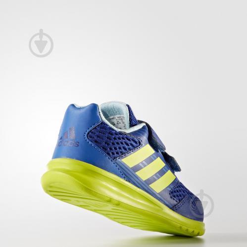 Кроссовки Adidas AltaRun CF I CQ2458 р.27 синий - фото 5