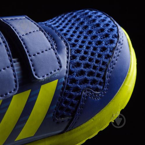 Кроссовки Adidas AltaRun CF I CQ2458 р.27 синий - фото 8