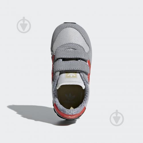 Кроссовки Adidas HAVEN CF I CQ3153 р.24 серый - фото 2