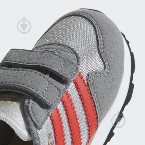 Кроссовки Adidas HAVEN CF I CQ3153 р.24 серый - фото 8