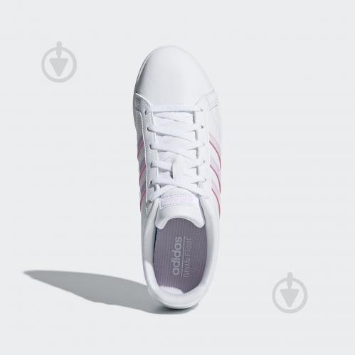 Кроссовки Adidas CONEO QT DB0132 р.4,5 белый - фото 2