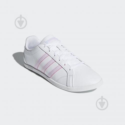 Кроссовки Adidas CONEO QT DB0132 р.4,5 белый - фото 4