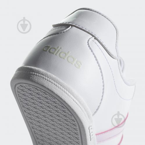 Кроссовки Adidas CONEO QT DB0132 р.4,5 белый - фото 7
