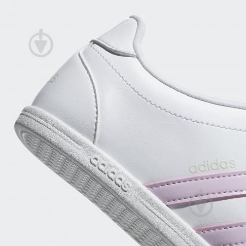 Кроссовки Adidas CONEO QT DB0132 р.4,5 белый - фото 8