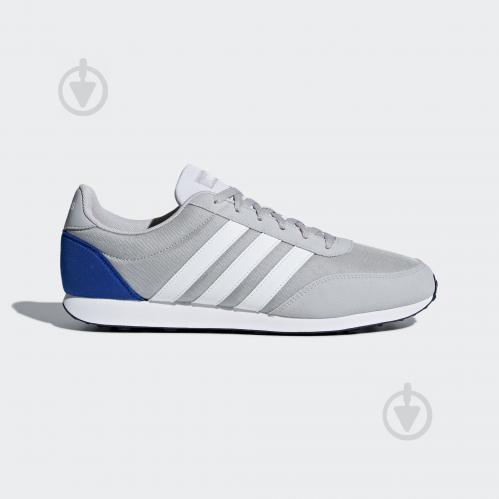 Кроссовки Adidas V RACER 2.0 DB0426 р.7,5 серый