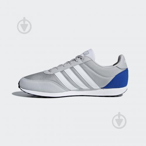 Кроссовки Adidas V RACER 2.0 DB0426 р.7,5 серый - фото 6