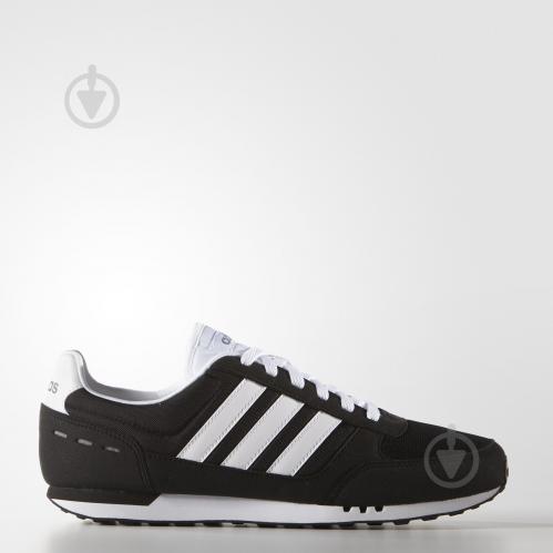 Кроссовки Adidas NEO CITY RACER 17 F99329 р.7,5 черный