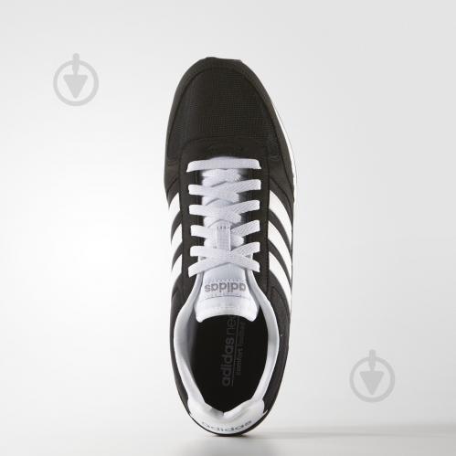 Кроссовки Adidas NEO CITY RACER 17 F99329 р.7,5 черный - фото 2