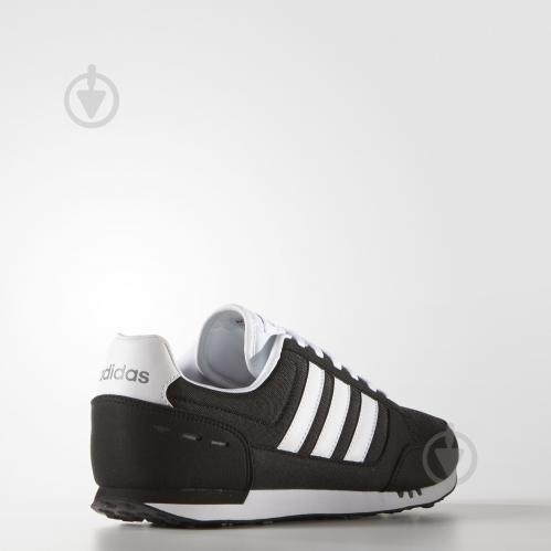 Кроссовки Adidas NEO CITY RACER 17 F99329 р.7,5 черный - фото 5