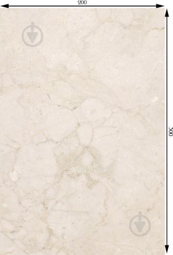 Плитка Golden Tile Інфініті бежевий 3Д1051 20x30 - фото 2