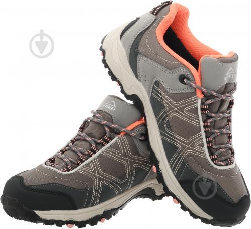 Кросівки McKinley Kona II AQX W 232556 р.42 сірий