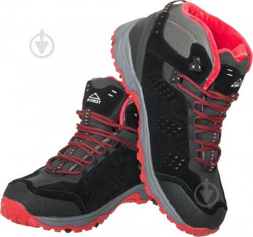 Ботинки McKinley Crisp Mid AQX Thermo M 240124 р. 44 черный - фото 3