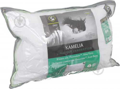 Подушка Kamelia XL 70x70 см Songer und Sohne - фото 4
