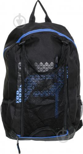 Рюкзак Pro Touch Force Backpack FW1617 36 л чорний із синім 244010-901050 - фото 3