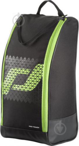 Спортивна сумка Pro Touch FORCE shoe bag 244019-902050 чорний із зеленим