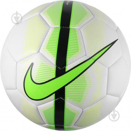 ᐉ Футбольный мяч Nike Mercurial Veer р. 5 SC3022-101 • Купить в ... 139e009e9fd