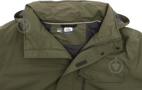 Куртка-парка McKinley Men Functional Jacket Ganda 251673-840 L зеленый - фото 7