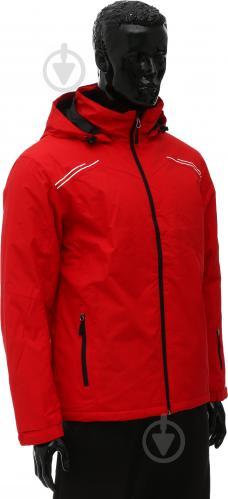 Спортивная куртка Etirel 250760-260 Sabin р.S красный - фото 2