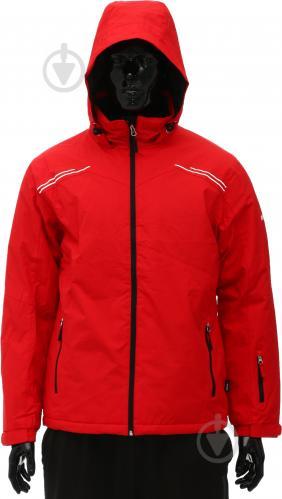 Спортивная куртка Etirel 250760-260 Sabin р.L красный - фото 5