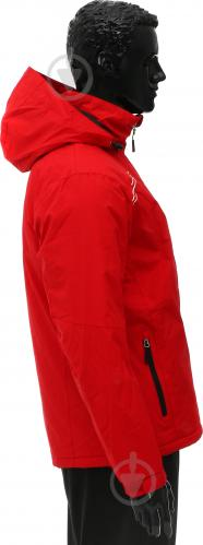 Спортивная куртка Etirel 250760-260 Sabin р.L красный - фото 3