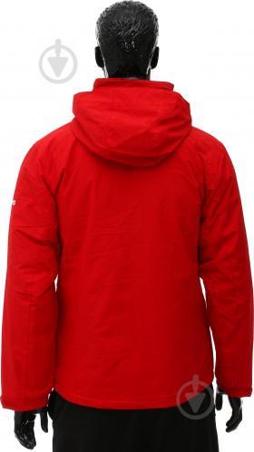 Спортивная куртка Etirel 250760-260 Sabin р.L красный - фото 4