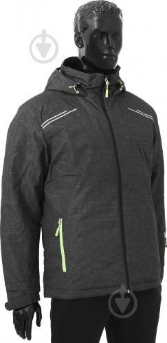 Куртка Etirel Sabin р. S черный 250760-900896 - фото 2