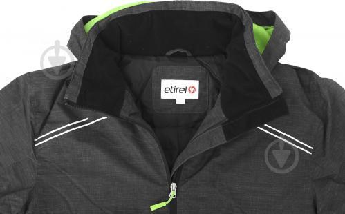 Куртка Etirel Sabin р. S черный 250760-900896 - фото 9