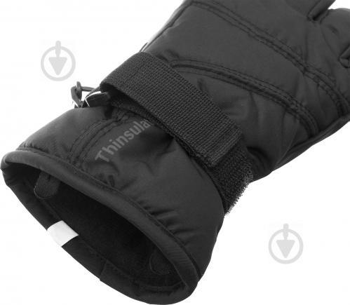 Перчатки Etirel Ronn р. 6 190036 черный - фото 3
